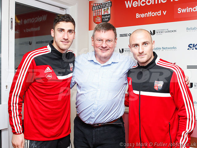 14:49:31 Swindon Town Man of the Match Alan McCormack Marcello Trotta