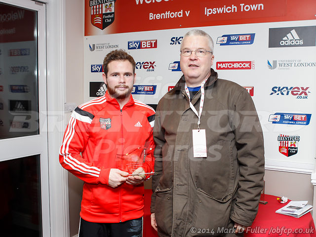 15:11:45 Ipswich Town Alan Judge Man of the Match