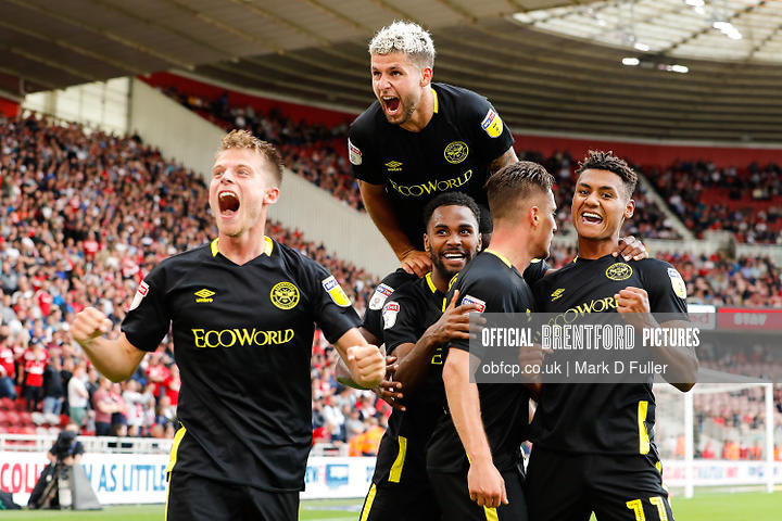 16:12:03 Middlesbrough Sergi Canós Celly Rico Henry Mathias Jensen Emiliano Marcondes Ollie Watkins