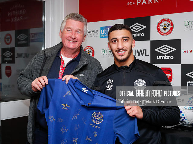 17:13:07 Millwall Saïd Benrahma Man of the Match